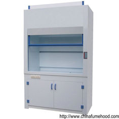 Exhaust Chemical Fume Hood With PP Material For Lab Distributors