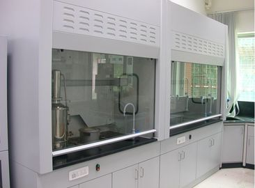 Hot Sale Full PP Industrial Fume Hood With Antiseptic Cabinet
