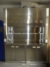 Stainless Steel Chemistry Fume Hood For Laboratory Importers and Dealers
